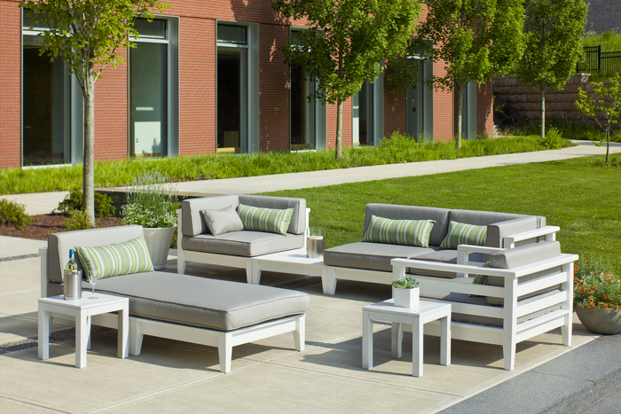 Cambridge Sectional Corner Seaside Casual Furniture