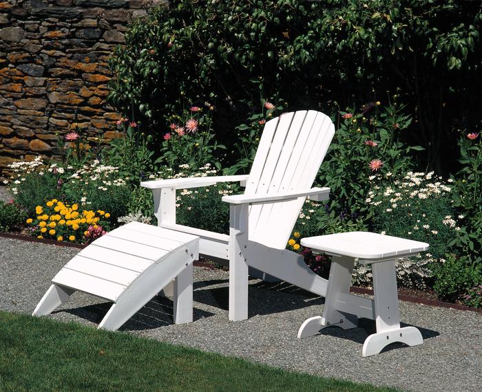 Adirondack Shellback Chair Seaside Casual Furniture