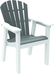 Adirondack Shellback Dining Chair - (021