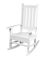 Traditional Porch Rocker (knocked down) - (035
