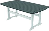 Portsmouth Dining Table 42x72 - (052