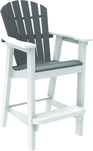 Adirondack Shellback Bar Chair - (060