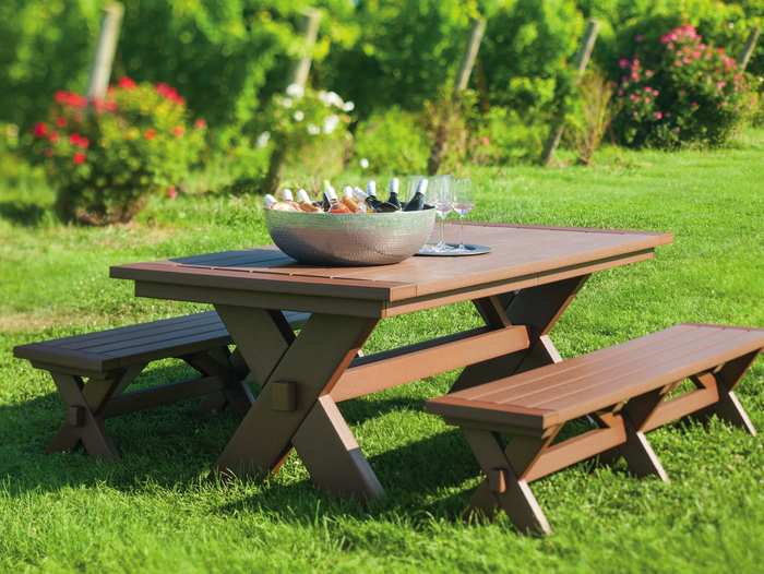 Sonoma Gathering Table Seaside Casual Furniture