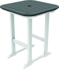 Portsmouth Balcony Table 30x30 - (080