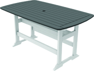 Portsmouth Balcony Table 42x72 - (083