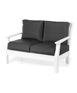 Nantucket Love Seat - (089