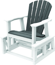 Adirondack Shellback Single Glider - (116