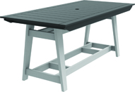 MAD Balcony Table 40x85 - (272