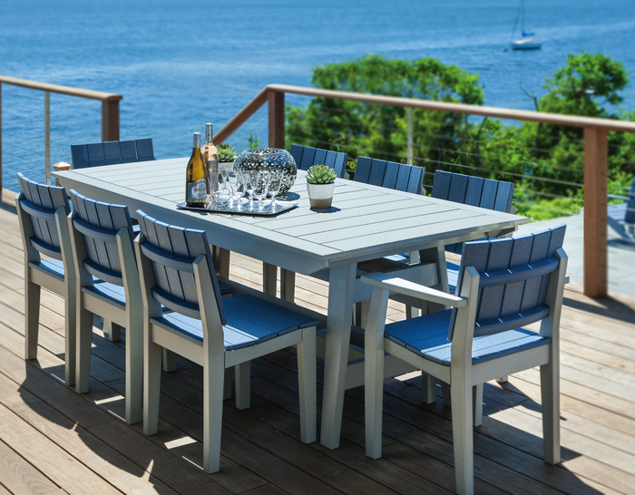 Mad Dining Arm Chair Seaside Casual, Seaside Casual Furniture