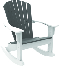 Related - Adirondack Shellback Rocker