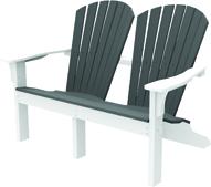 Adirondack Shellback Dining Chair Seaside Casual Furniture