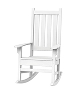 Traditional Porch Rocker (fully assembled) - (036