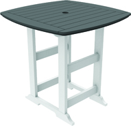 Portsmouth Bar Table 42x42 - (051