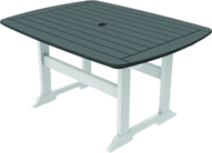 Portsmouth Dining Table 42x56 - (053