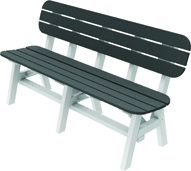Portsmouth 5 ft. Bench  - (058