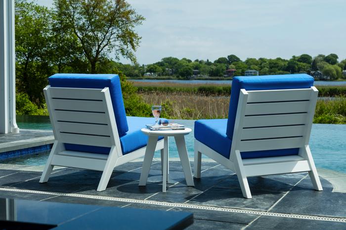 Dex Modular Lounge Chair Seaside Casual Furniture