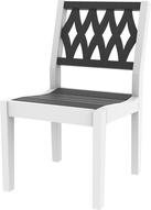 Greenwich Dining Side Chair Diamond Back Style - (601D