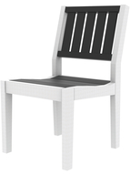 Greenwich Dining Side Chair Slatted Back Style - (601S